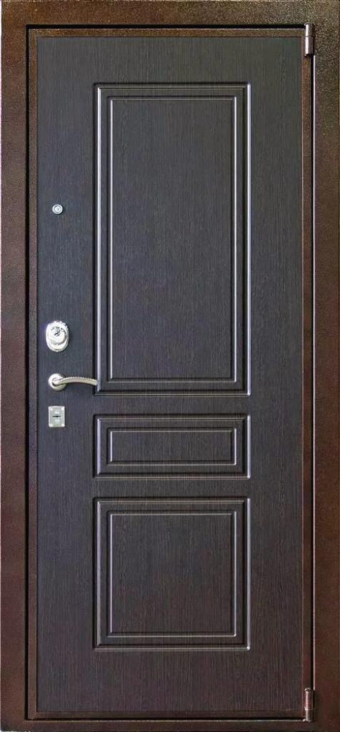 Дверь Кондор Люкс М3 внешняя сторона
