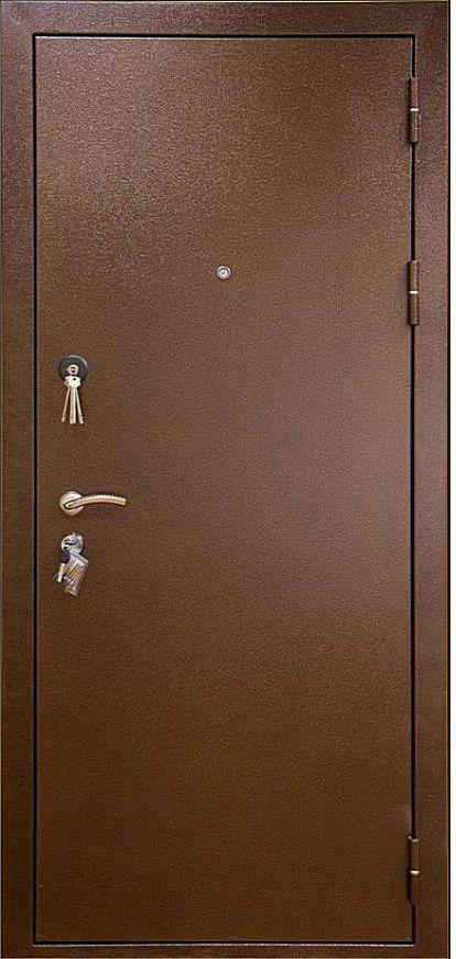Входная дверь Булат Барьер наружная отделка