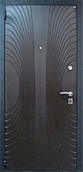 Входная металлическая дверь Футура-002 наружная отделка