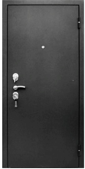 Входная дверь Гарда S1 наружная сторона