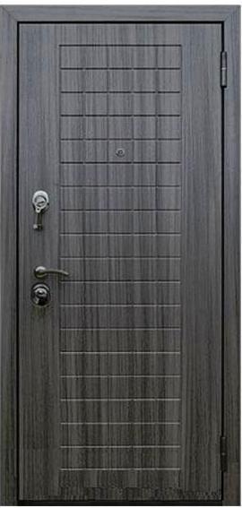 Входная дверь Гарда S7 внешняя сторона цвет Грей мелинга