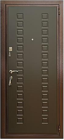 Входная дверь Гранит М2 люкс наружная отделка
