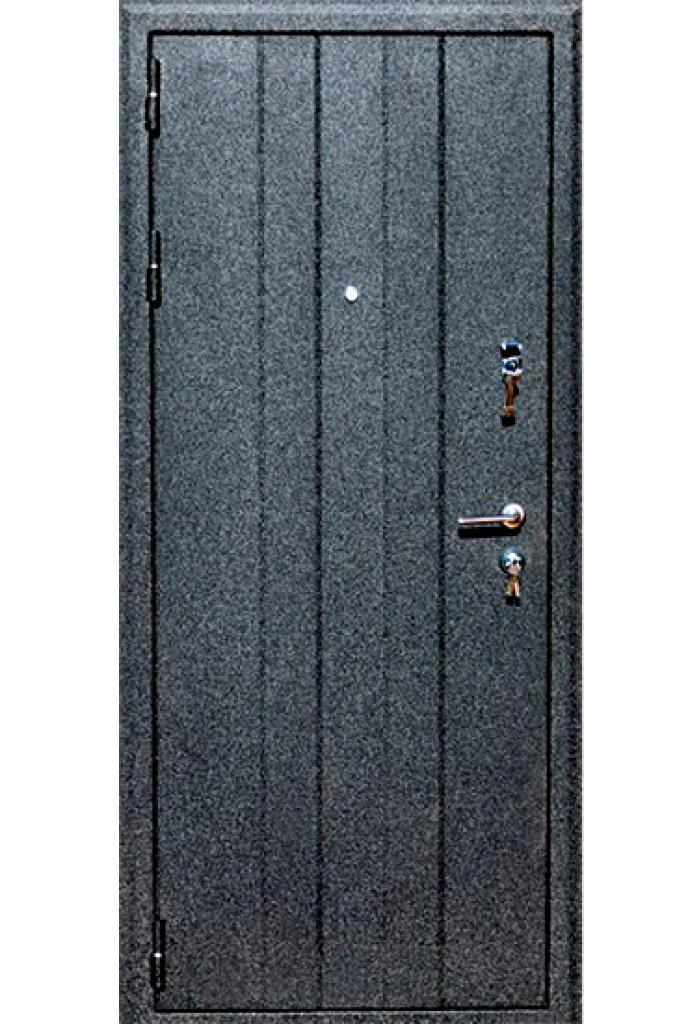 Дверь Зенит 3 наружная сторона