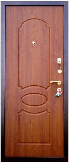 Входная дверь Гарда S1 внутренняя сторона