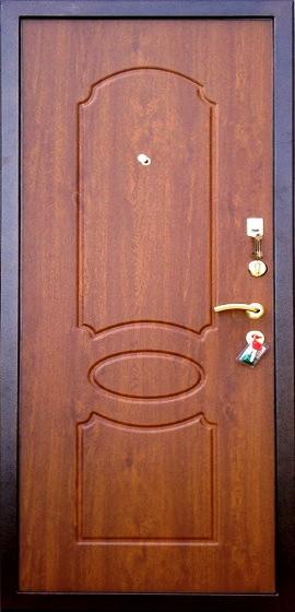 Входная дверь Гарда С2 внутренняя отделка