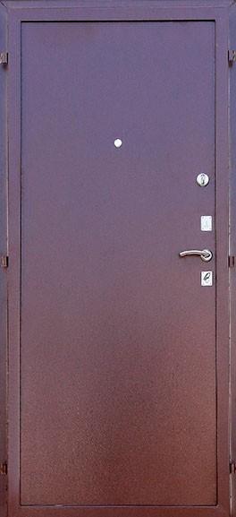 Входная дверь Гарда С3 внутренняя сторона