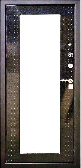 Входная дверь Футура Хай Тек Люкс внутренняя отделка