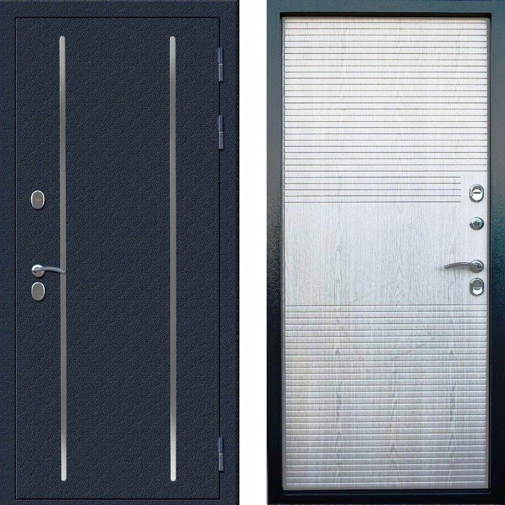 Входная дверь Гарда Изотерма вид с двух сторон