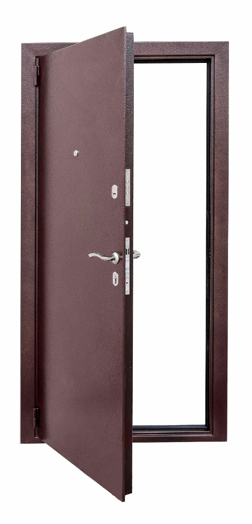 Входная дверь Гарда С3 в открытом виде