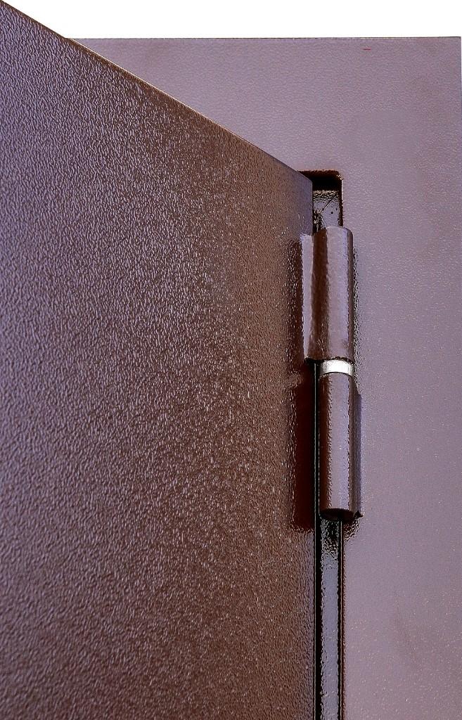 Верхняя петля на опорном подшипнике на входной двери Зенит-Дача