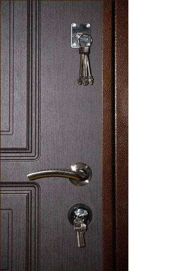 Замки на двери Булат М+2