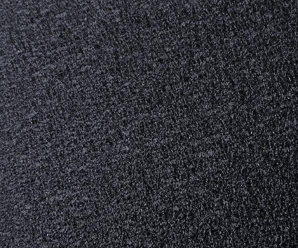 Покрытие Черный шелк на входной двери Гарда С3