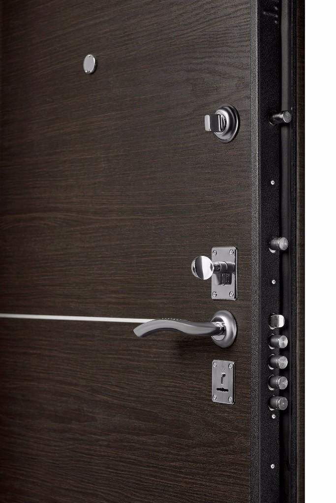 Замки на входной двери Гранит Т5