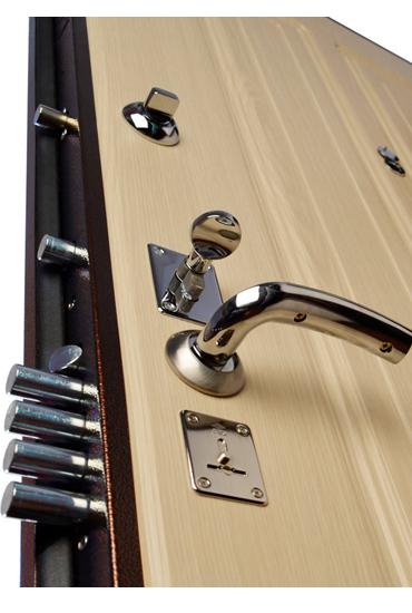 Замки на двери Гранит М5