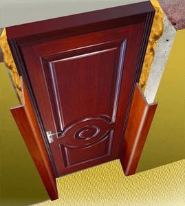 схема дверного откоса