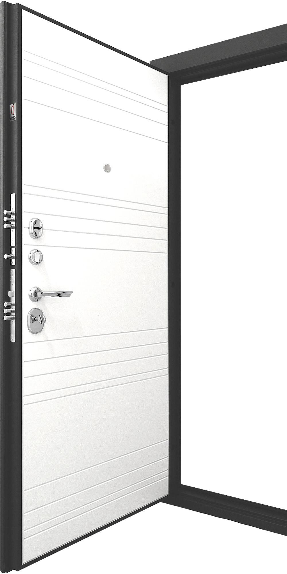 Внутренняя филёнка на входной двери Гранит С3 Ультра