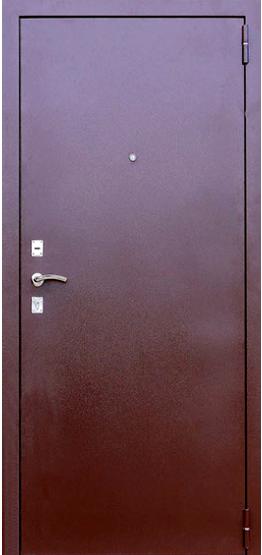 Входная металлическая дверь Зенит-Дача наружная отделка