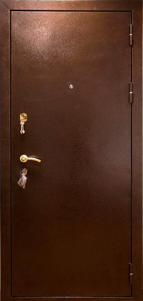 Входная дверь Булат 7 наружная отделка