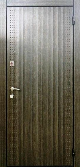 Входная дверь Футура Хай Тек Люкс наружная отделка