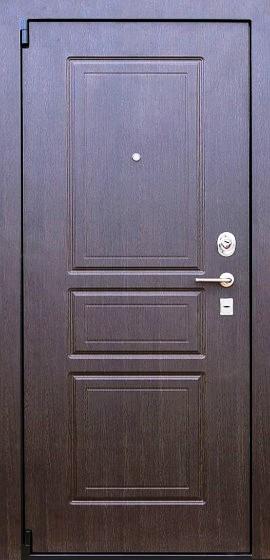 Входная дверь Гарда С4 наружная отделка