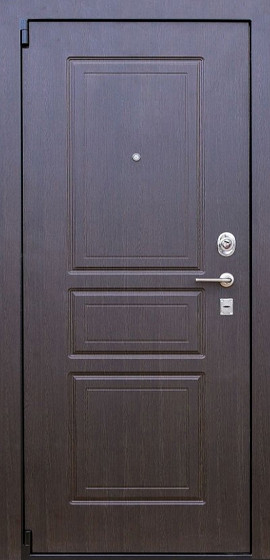 Входная дверь Гарда С5 наружная отделка