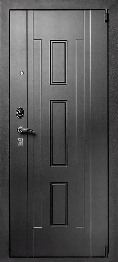 Входная дверь Гранит Т3М наружная сторона