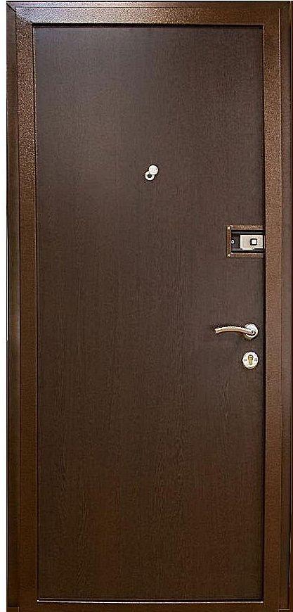 Входная дверь Булат Барьер внутренняя сторона