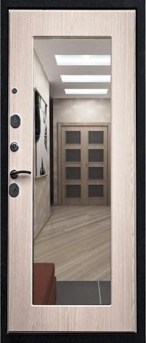 Входная дверь Булат Форте зеркало внутренняя сторона