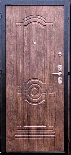 Входная дверь Зенит 8 Монолит внутренняя обшивка