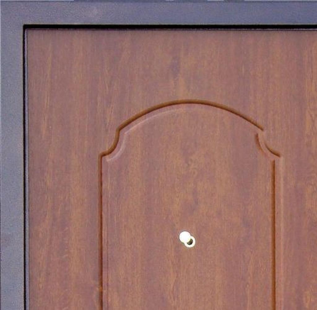 Внутренняя филенка на входной двери Булат 7