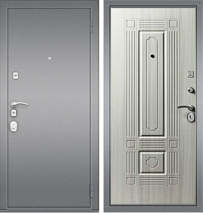 Входная дверь Гарда S11 внешняя и внутренняя стороны
