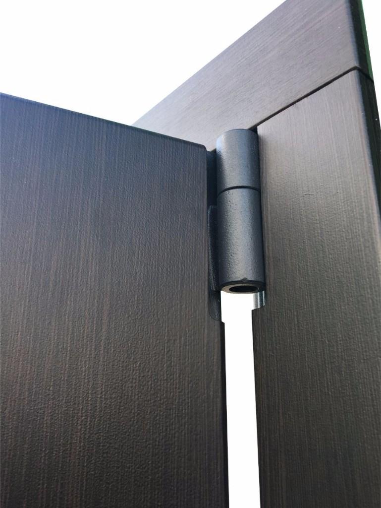 Входная дверь Гарда С4 с петлями Барк