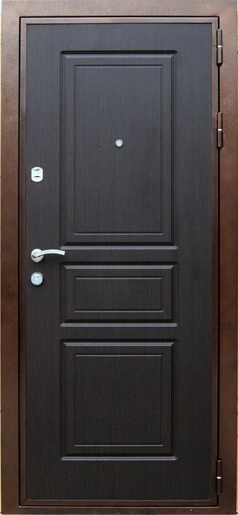 Дверь Булат М+2 наружная сторона