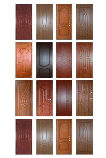 Металлические двери по индивидуальным размерам